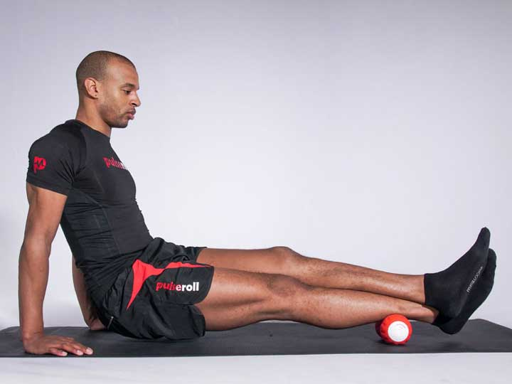 Pulseball for calves
