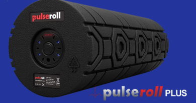 Pulseroll foam roller plus