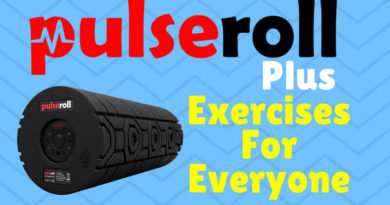 Pulseroll plus exercises for everyone