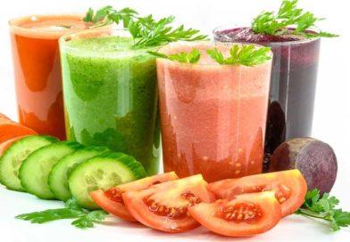 Juicing Vegetables for Health