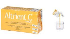 oral liposomal vitamin C