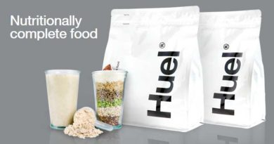 Huel nutritionally complete food