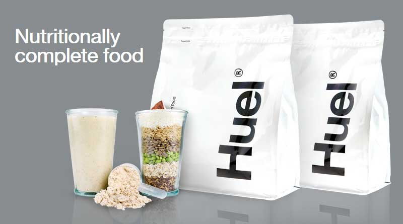 Huel nutritionally complete food