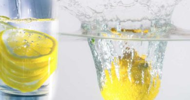 Lemon & Water for Health