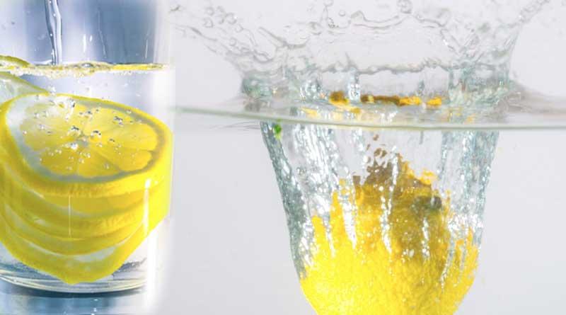 lemon water for health