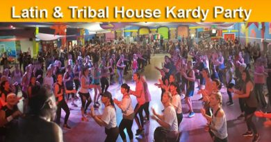 latin and tribal house kardy party