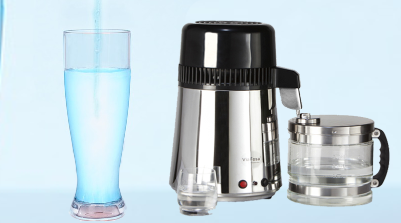 Buying a Water distiller
