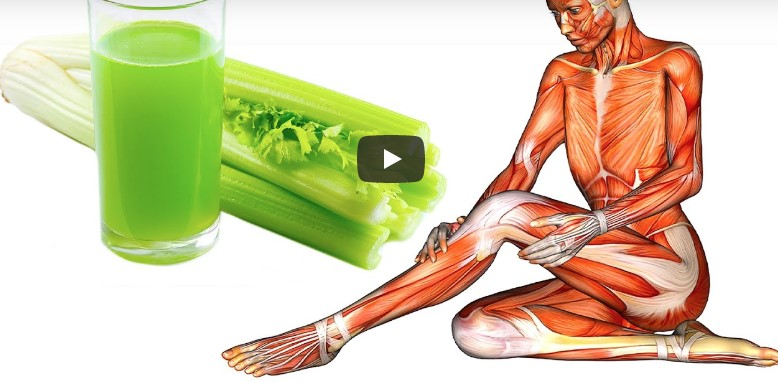 Drinking Celery Juice For Health
